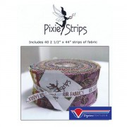Pixie strips 2 1/2 Inches Strips 44 inches Long 40pieces