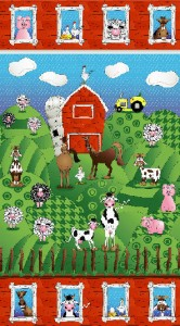 Farm At Whistle Pig Creek FLANNEL