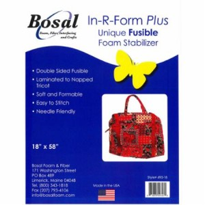 DOUBLE SIDED FUSIBLE-Black