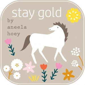 STAY GOLD BY ANEELA HOEY