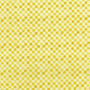 3249-003 GARDEN DOTS-YELLOW