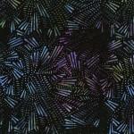 3281-007 Fireworks-Purple Blue