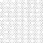 3314-002 Circles - Tuxedo
