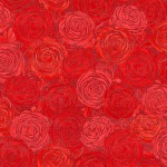 3372-002 Candied Roses-radiant ruby
