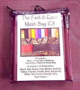 The Fast & Easy Mesh Bag Kit