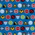 3405-001+Signs-Blue