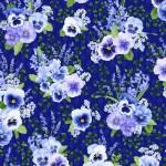 3563-002 Bloomfield Avenue Fairhill - Night Sky Fabric