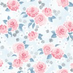 3602-002 Floating Floral-frost