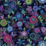 3630-001 Rhapsody in Bloom-moonlit