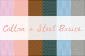 Cotton and Steel Basics Fall 2018