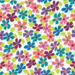 MT-VA2082-2 Lg Floral White