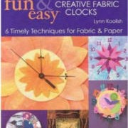 fast fun and easy fabric clocks_small