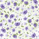 3296-001 Forget-Me-Not-cut crystal