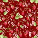 3371-002 Strawberry Pie-radiant crimson