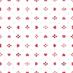 3376-003 Sweethearts-radiant cherry