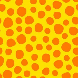 MT-CT2066-8 Lg Dots Yellow R2