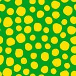 MT-CT2066-9 Lg Dots Green R2