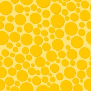 MT-MP2076-8 Shadow Dots Yellow