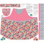 MT-VA2080-14 Adult Apron Pink