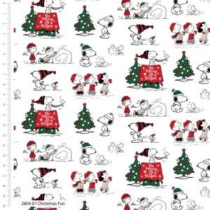 Snoopy's Christmas Fun